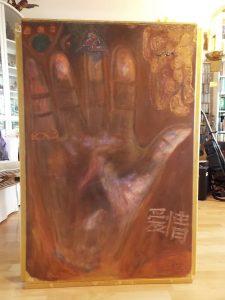 Inne-Halten Al Qing 88 x 127